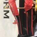 装着感がめっちゃ軽そうな特許出願中という新型ライフジャケットを発見!