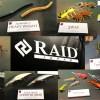 レイドジャパンの2019年注目の新製品情報をお届け【速報】RAIDJAPAN