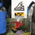 ワークマンの防水系ブランド「イージスAEGIS」の防水防寒ジャケットやパンツなど2019年秋冬モデルを一挙紹介