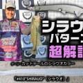 小森嗣彦が最新シラウオパターンを超解説【春~初夏に激効きっ!】