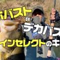 【ホバスト炸裂!】老舗ハイプレリザーバー・生野銀山湖でデカバス捕獲!ホバストはラインセレクトが超重要だった