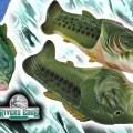 【フィッシュサンダルBASS】インパクトすごスギなお魚サンダルを紹介