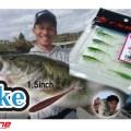 反則級の釣果!全長1.5インチ!水面下の小魚を演出するエンジンのLike(ライク)1.5インチ