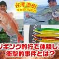 【ジグの種類の違いで釣果に圧倒的な差が出た衝撃事件をレポート】ジギングでここまで違いが出たのは初めての経験でした