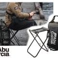 疲れたときに一息つける折り畳みチェア付き!BBQやキャンプにもオススメのアブガルシアのベースダッフルバッグ