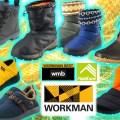 ワークマンの2020~2021秋冬モノ防寒ブーツ防水ブーツほかオススメ最新フットウェアを一挙紹介