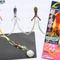 【タイラバ/イカパターン完全対応】イカ型ワームを搭載したスカートフック!オーナーばり「スカートフックリアルスクイッド」