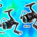 【MR750/ MR1000】手軽に楽しむ釣りにオススメ!ダイワのコンパクトスピニングリールを紹介