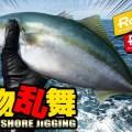 Youtubeチャンネル「釣りなんですch」で配信!ゴーセン「ROOTS(ルーツ)」でショアジギング