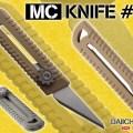 【魚を美味しく持ち帰るための必需品】オルファ製ステンレス刃を採用したライトゲーム専用ナイフ!第一精工「MCナイフ#55」