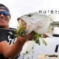「秋こそ琵琶湖に行かないと」。キムケンこと木村建太がそう話す理由