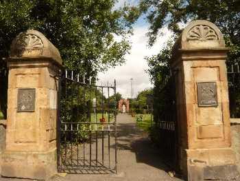 Shankhill Graveyard