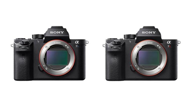 cámaras sin espejo de sony