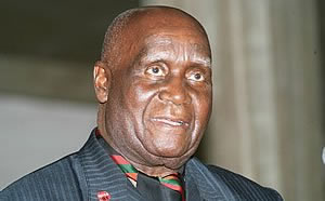 Dr. Kenneth Kaunda