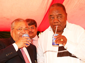 Zambia : Varun beverages Zambia Sues Government For Removing