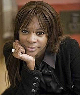 Renown Zambian author Dambisa Moyo