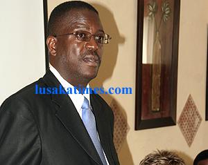 Attoney General Mumba Malila