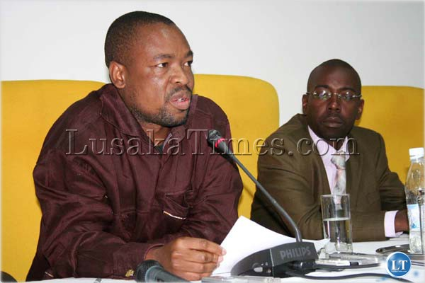 PAZA President, Andrew Sakala,