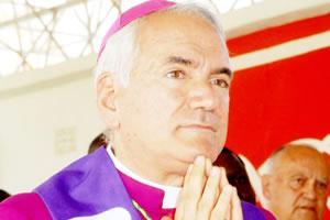 VATICAN Ambassador to Zambia Archbishop Nicola Girasoli
