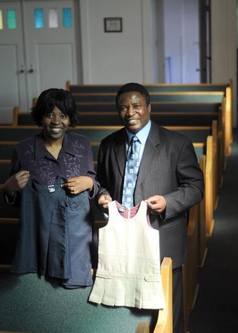 Pastor Paul and Catherine Bupe