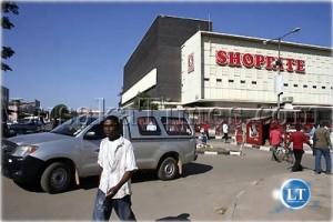 Kitwe City Centre