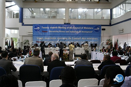File:Delegates at the COMESA Council of Ministers conference in Lusaka