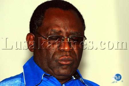 MMD Deputy National secretary Chembe Nyangu