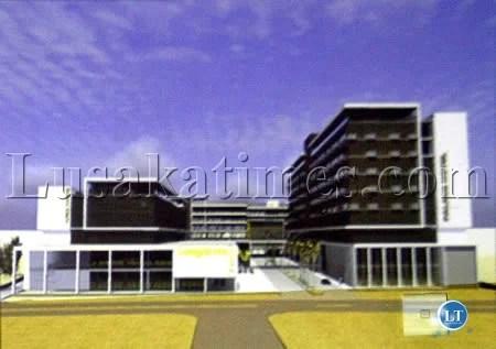 Zambia : Longacres mall to boost Zambia's economy