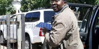 Former Finance Minister Situmbeko Musokotwane