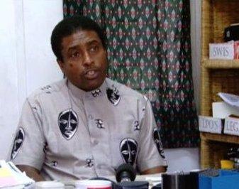 PSDA chairman Yusuf Dodia