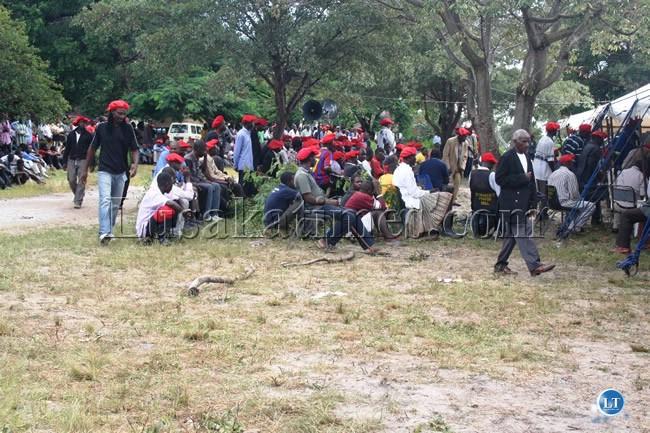 ARRESTS OF LINYUNGANDAMBO AND OTHER... - Barotseland …