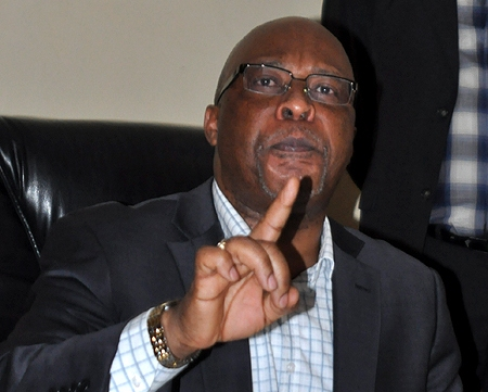 Movement for Multi Party Democracy president Dr. Nevers Mumba