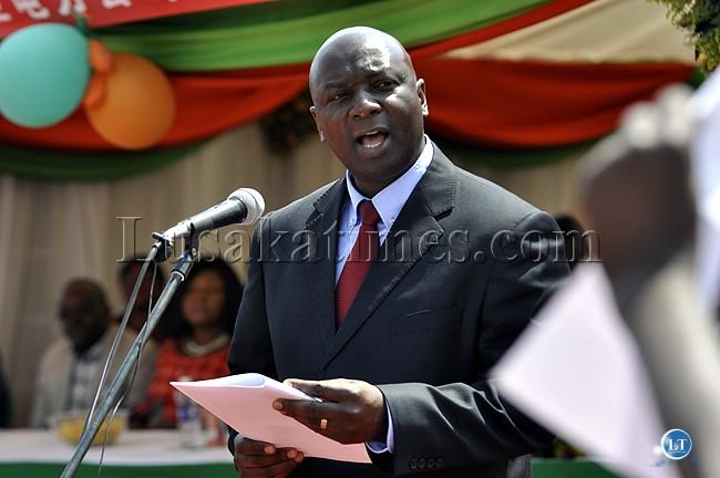 Ex- ZESCO Managing Director Chitundu