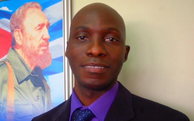 PF Media and Publicity Director Chanda Mfula