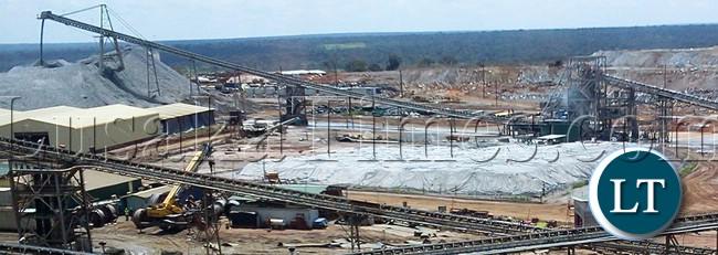 FIRST Quantum Minerals (FQM) Copper Mine in Solwezi