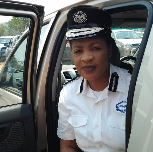 Ex-Copperbelt Police commissioner Mary Tembo