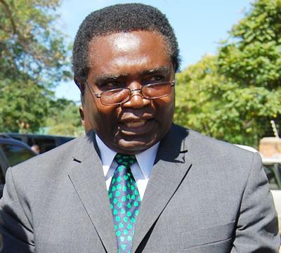 Brigadier General Godfrey Miyanda