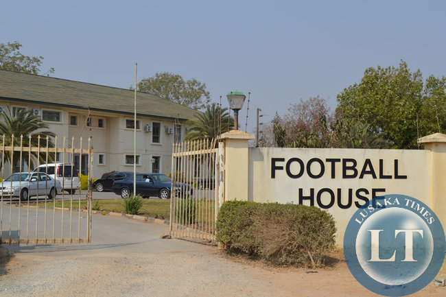 FAZ HEAD Office : Football House