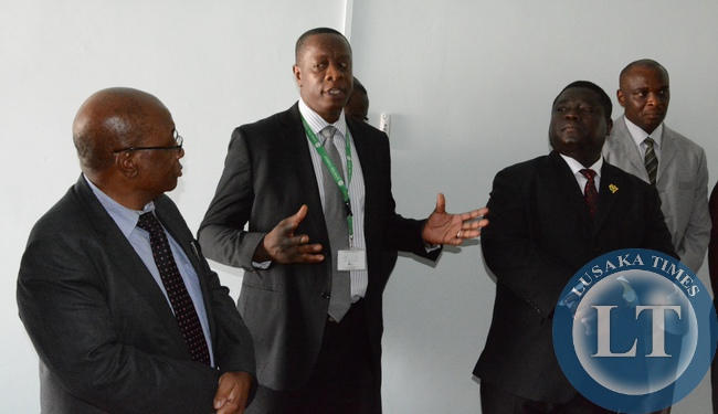 ZAMTEL CEO Mupanga Mwanakatwe(c)