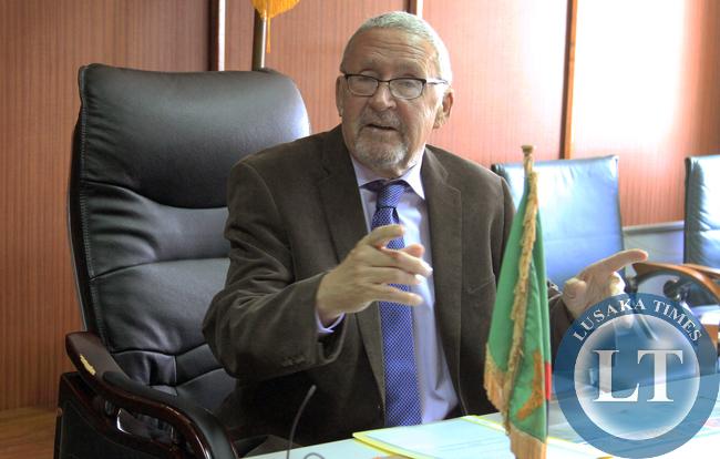 Dr Guy Scott Acting President of Zambia 12-11-2014