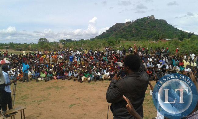 Dr Banda Kasenengwa