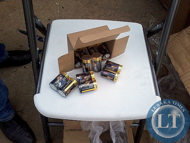 Batteries found!!