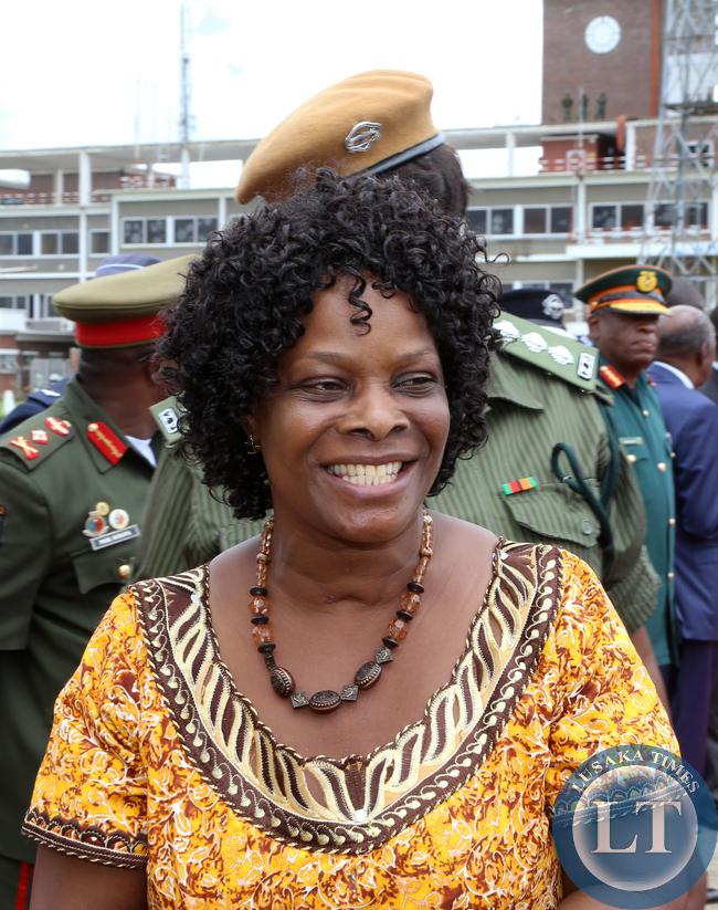 Mrs Ester Lungu First Lady 2324