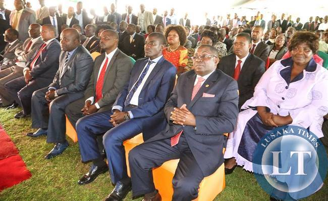 Deputy Ministers