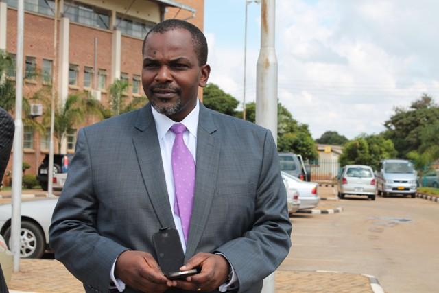 Former DPP Mutembo Nchito