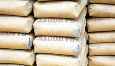 Dongote cement