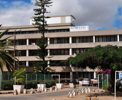 Lusaka City Council Head Office