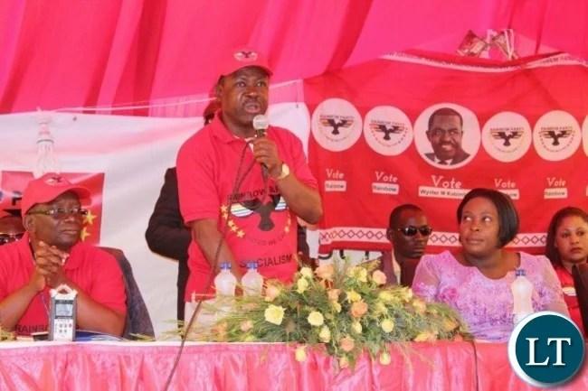 Wynter Kabimba