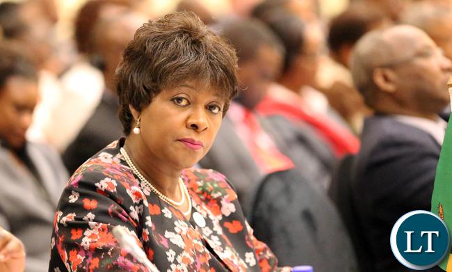 Mrs Mwanakatwe