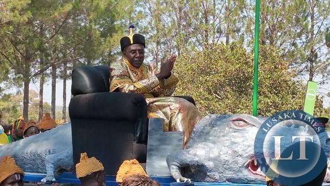 Chief Chitimukulu